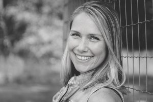 Anja (van Hulten) de Groof | Foto Karin Verhoog