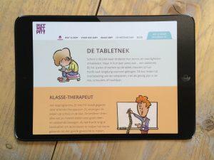 Mailing tabletnek